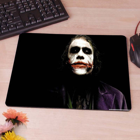Dark Knight Batman Heath Ledger The Joker Computer Mouse Pad Mousepad Decorate Your Desk Non-Skid Rubber Pad hwd celebs - Animetee - 7