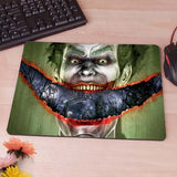 Dark Knight Batman Heath Ledger The Joker Computer Mouse Pad Mousepad Decorate Your Desk Non-Skid Rubber Pad hwd celebs - Animetee - 6