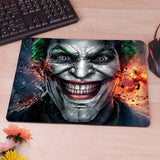 Dark Knight Batman Heath Ledger The Joker Computer Mouse Pad Mousepad Decorate Your Desk Non-Skid Rubber Pad hwd celebs - Animetee - 9
