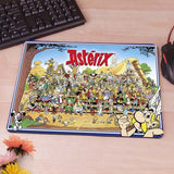 Asterix and Obelix Computer Mouse Pad Mousepad Decorate Your Desk Non-Skid Rubber Pad - Animetee - 3