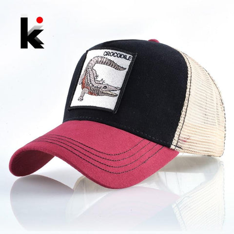 d1e702c9537 Trendy Winter Jacket Summer Mesh Baseball cap Men Fashion Embroidery  Trucker Bone Women Streetwear Kpop Hats