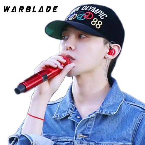 Trendy Winter Jacket 2018 new kpop BIGBANG hat MADE TOUR with the same section of the Olympic rings GD baseball cap men women hip-hop Snapback cap AT_92_12