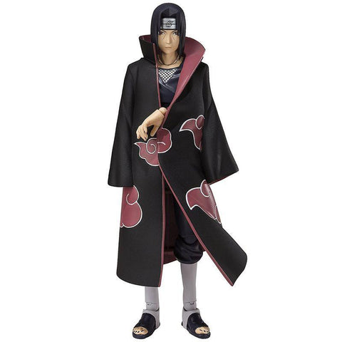 Naruto Sasauke ninja 16cm  Shippuden Uchiha Itachi Joints moveable Anime Action Figure PVC toys Collection figures for friends gifts AT_81_8