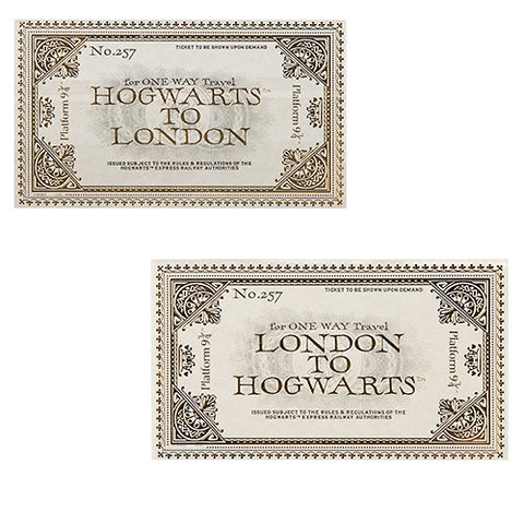 [New] Harry Potter Hogwarts London Express Replica Train Ticket Harry potter map The Lord of the Rings MIDDLE EARTH MAP