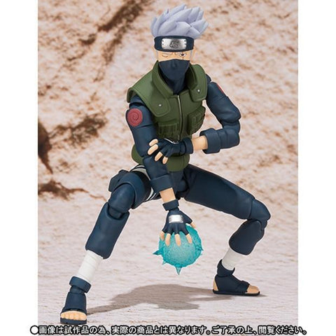 Naruto Sasauke ninja 14cm  Shippuden Hatake Kakashi Joints moveable Anime Action Figure PVC toys Collection figures for friends gifts AT_81_8
