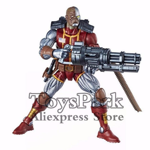 "Deadpool Dead pool Taco ToysPark Marvel Legends Series 6"" Deathlok Action Figure From 2018  Sasquatch BAF Wave Collectible Doll Model Loose AT_70_6"