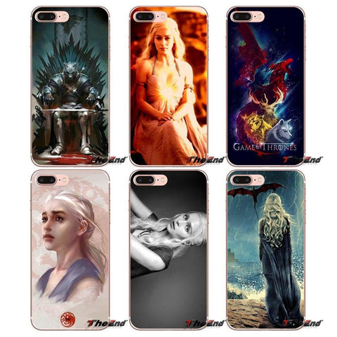 Winter Game of Thrones GOT  Targaryen Silicone Case For HTC One M7 M8 A9 M9 M10 E9 Plus Desire 630 530 626 628 816 820 Motorola G G2 G3 AT_77_7