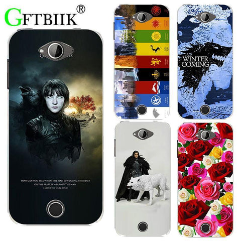"Winter Game of Thrones GOT For  7 Case For Acer Liquid Z530 5.0"" Cover St Silicone Printed Phone Back Shell Football Case AT_77_7"