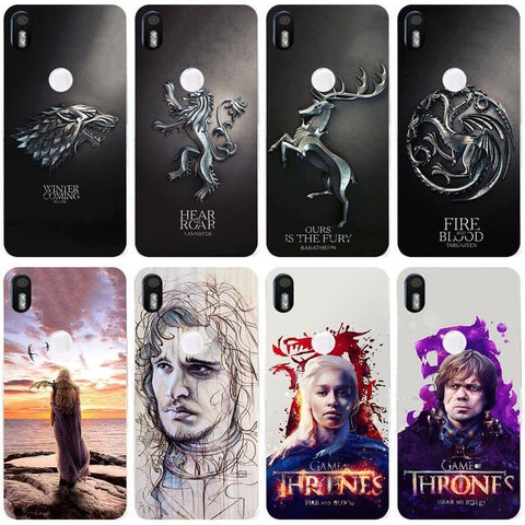 "Winter Game of Thrones GOT For  Drogon For BQ X Pro Case St Slicone Phone Cases For BQ Aquaris X / BQ Aquaris X Pro 5.2"" Cover For BQ X AT_77_7"