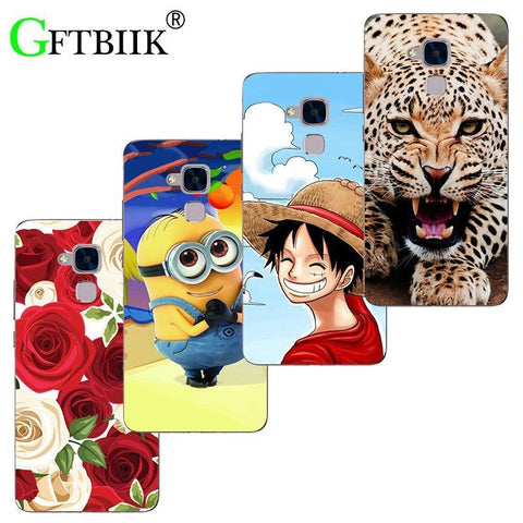 "Winter Game of Thrones GOT Super Cartoon Pattern Cover For BQ Aquaris V BQ V 5.2"" St Silicone Case Despicable Me 2 Painted Animal  Shell Coque AT_77_7"