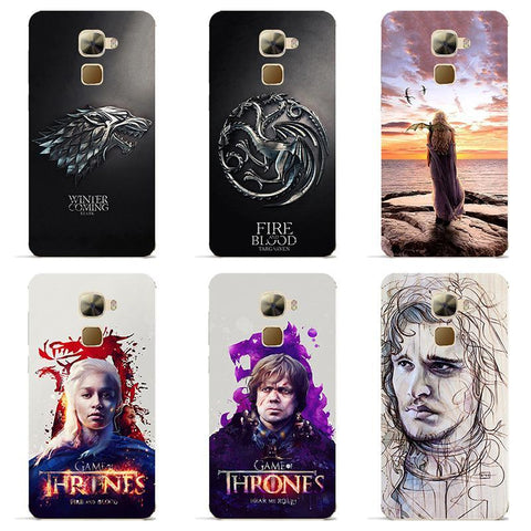 Winter Game of Thrones GOT for Letv Le pro 3  Daenerys Drogon tryion st silicone Phone cover Fundas Case For Letv Le pro3 Le x720 x722 AT_77_7