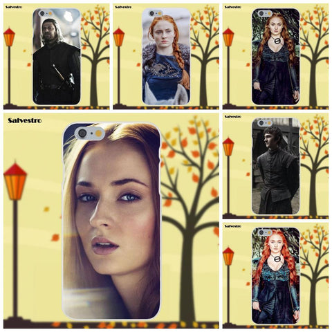 Winter Game of Thrones GOT s  s Home Stark St TPU Custom Phone For Apple iPhone X 4 4S 5 5C SE 6 6S 7 8 Plus Galaxy Grand Core II Prime Alpha AT_77_7