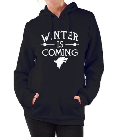 Winter Game of Thrones GOT bodybuilding sweatshirts 2017 Funny  pink tracksuits female Women harajuku Casual hip-hop hoodies kpop pullovers AT_77_7