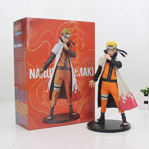Naruto Sasauke ninja New 24cm  Shippuden Uzumaki  PVC Action Figure Model Toy AT_81_8