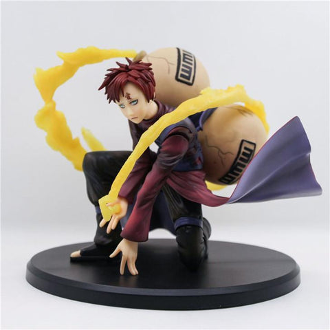 Naruto Sasauke ninja Houng Anime Figure 19CM  Shippuden Gaara of the Sand PVC Action Figure Collectible Model Toy Gift AT_81_8