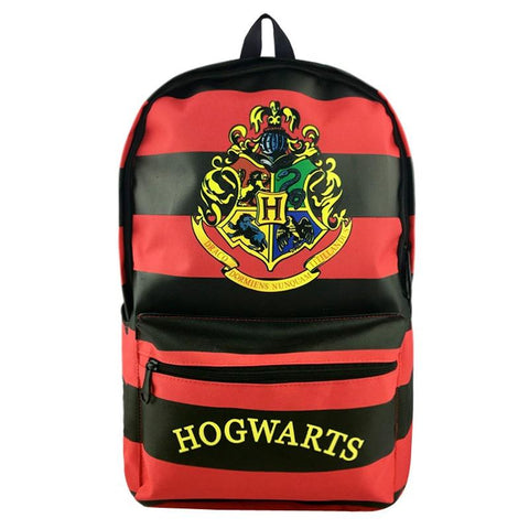 Undertale Sans Papyrus 2018 Hogwarts Harry Potter Pokemon  Boy Girl School bag Women Bagpack Teenagers Schoolbags Canvas Men Student Backpacks AT_82_8