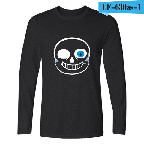 à bas prix 850b5 a49aa Undertale Sans Papyrus Men T-shirt Brand Clothing T shirt Fitness Tshirt  Harajuku Skull Brothers Hip Hop Mens Cotton Tee Shirt Homme 2016 AT_82_8