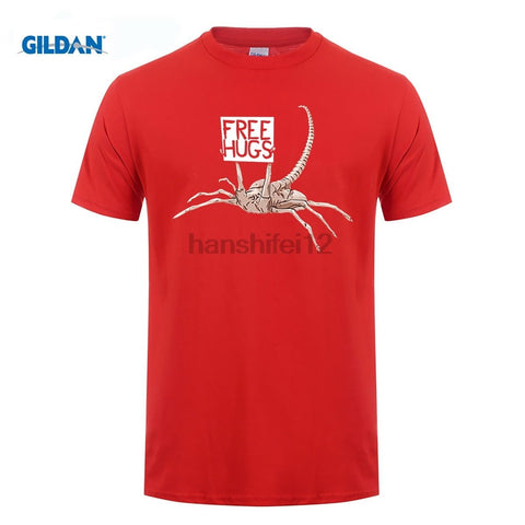 Undertale Sans Papyrus GILDAN Alien Scorpion Beg  Hugs Printed Tees Shirt For Man  jersey harajuku  fitness camiseta justin bieber AT_82_8