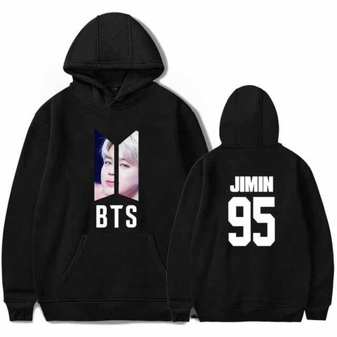 KPOP BTS Bangtan Boys Army  LOVE YOURSELF hoodies  Boys Women  jimin suga Hooides Sweatshirts Mens K-pop Fans Sweatshirt Autumn Winter Clothes AT_89_10