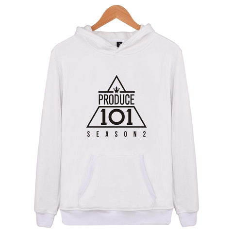 KPOP BTS Bangtan Boys Army Fashion  WANNA-ONE Hooded Hoodies Sweatshirt Casual  Team Fans Hoodies Women/Men Winter Hip Hop Funny Female Clothes AT_89_10