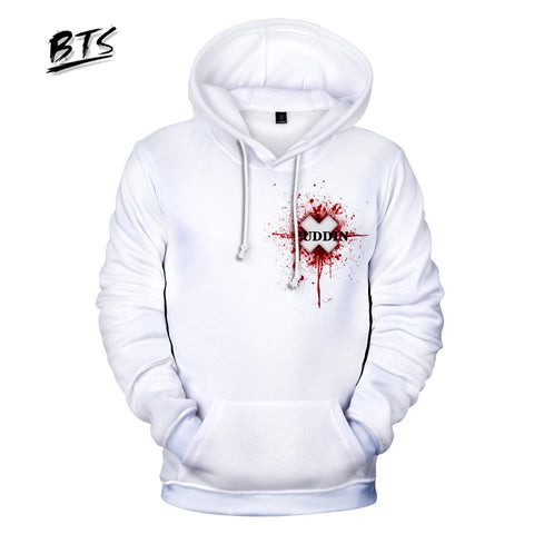 KPOP BTS Bangtan Boys Army  Hot Sale Hoodies Kawaii 3D Suicide Squad Sweatshirt Long Sleeve Women Clothes 2018 Hooded Hip Hop Tops Plus Size Q1201-Q1210 AT_89_10