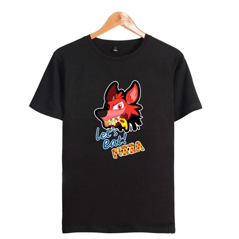 BTS  at  Anime TShirt  freddy fazbear s  short sleeve shirts for men Fashion trend Couple clothes lovely