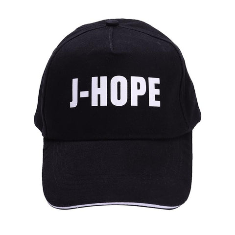 Trendy Winter Jacket 2018 New Mens Snapback Hats Letter Print Fashion Young BTS  Boys Cap Hats Adjustable Baseball Cap Group Name Print Cool Hat AT_92_12