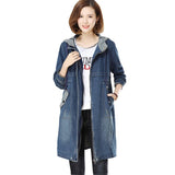 Trendy Spring Autumn Hooded Jeans Coats Long Bomber Women Denim Jackets Basic Ladies Windbreaker Female Plus Size Jackets FP1527 AT_94_13