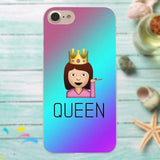 Trendy For Samsung Galaxy A3 A5 A7 J1 J2 J3 J5 J7 2015 2016 2017 TPU Cover Pink Yellow Cute Spongebob Squarepants Queen Princess King AT_94_13