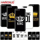 Trendy HAMEINUO king queen couple Cover Case for Xiaomi Mi 3 4 5 5S 5C 5X 6 Mi3 Mi4 4S 4I 4C Mi5 MI6 NOTE MAX 2 mix plus AT_94_13