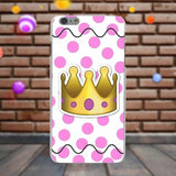 Cool Princess Queen Boss Crown King Colorful Cute Phone Accessories Case For Samsung Galaxy A3 A5 A7 J1 J2 J3 J5 J7 2015 2016 2017AT_93_12