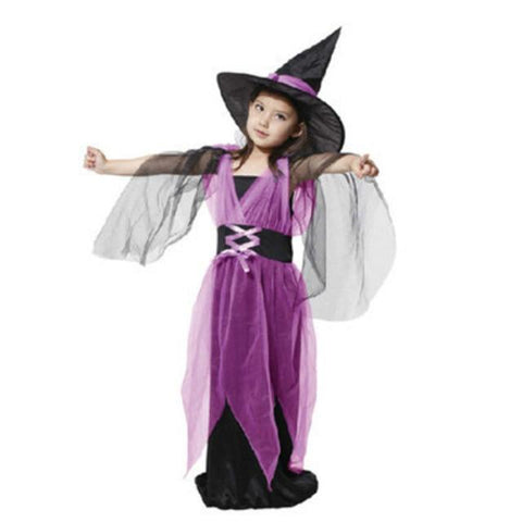 Halloween Costume 370.Cool Halloween Costume For Kids Baby Girls Children Vampire Witch Costume Girl Cosplay Carnival Party Princess Fancy Dress Fantasiaat 93 12