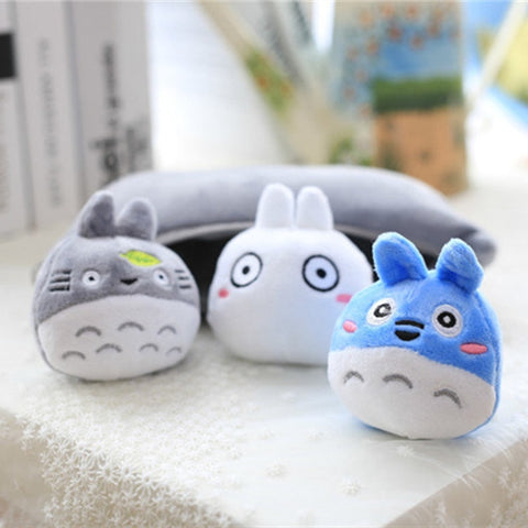 1 pcs 25cm/50cm Kids Baby Pea Plush baby Toys Cute Pea Stuffed  Doll Totoro Brown bear Sponge Bob Cartoon Kawaii Gift Toy Girls