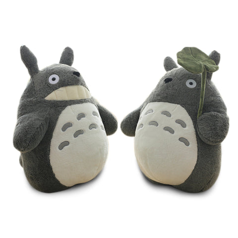 4ba07435c46 25 35 50cm Lovely Totoro Plush Animals Toys Stuffed Doll Pillows Kawaii My  Neighbor