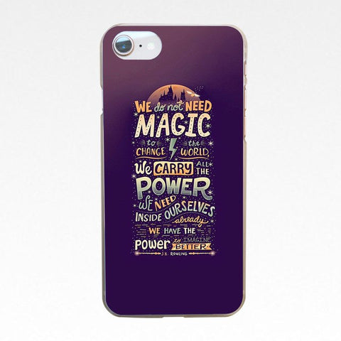 04DF After All This Time Harry Potter Hard Transparent Cover Case for iphone 4 4s 5 5s se 6 6s 8 plus 7 7 Plus X