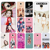 044AA  BLACK PINK BLACKPINK k-pop kpop Hard Cover Case for Meizu M2 M3S M3 M3S M5S Mini M3 note M5 M6 M6 note U10 U20