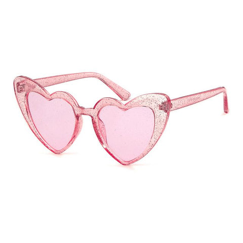 3174ccf54b Heart Shaped Sunglasses Women Vintage Fashion Luxury Pink Sun Glasses –  2018 AT 142 30 (Animetee.com Friends)