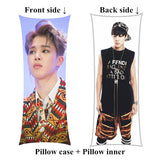 Bangtan Boys long pillow BTS Jimin body Pillow include inner customize birthday girl gift