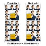 BTS Kim Seok Jin long Pillow include inner home Bangtan Boys hugging body pillow Customize
