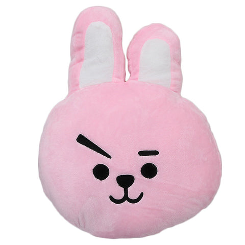 Kpop BTS Kim Tae Hyung V Jung Kook Rabbit cooky Pillow Doll Plush Plush Pillow Fashion home decoration accessories