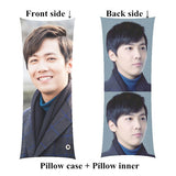 Long boyfriend Lee HongKi pillows Kpop FTISLAND body Pillow with inner 40cm*100cm