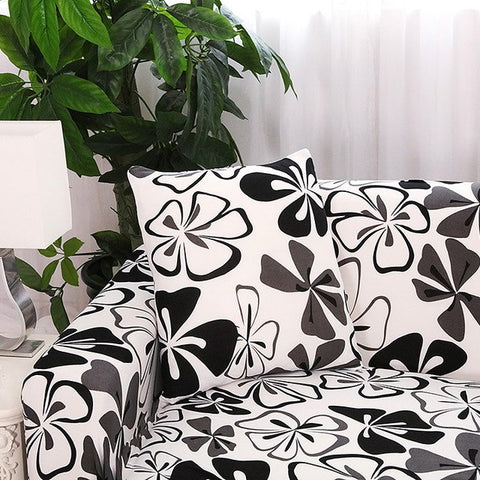 Stupendous 45 45Cm Ink Printing Floral Cushion Cover Pillowcases Cushion Covers Sofa Covers Slipcovers Couch Covers Sofa Bedding Set Pillow Unemploymentrelief Wooden Chair Designs For Living Room Unemploymentrelieforg