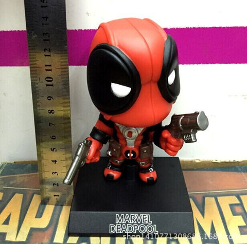 Funko Pop X-Men Deadpool Figure Cosplay Anime Action Figure Juguetes Model Hot Kids Toys 13.5cm  Free Shipping - Animetee - 2