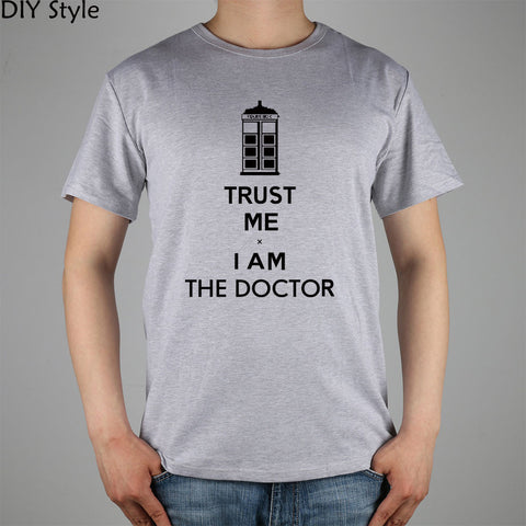 DOCTOR WHO Dr. Who Dalek Exterminate  Trust me i am a BBC T-shirt - Animetee - 19