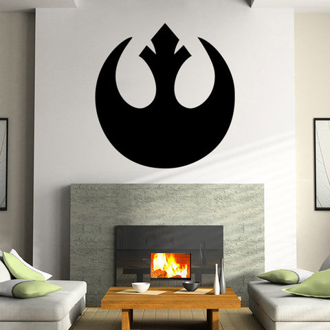 STAR WARS Stormtrooper Darth Vader Vinyl Wall Stickers Wall Decals Home Decor  Wall Art Decal Free