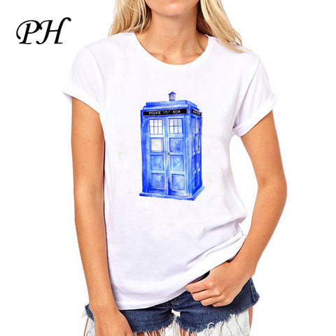 Dr Doctor Who Regeneration Tee T-shirt - Animetee - 3
