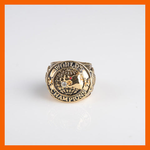 1907 Chicago CUBS Baseball World Series Championship Ring - Animetee