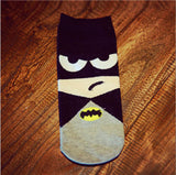 South Park Style Captain America Batman Ironman TMNT Ninja turtles Bruce Lee Socks - Animetee - 2