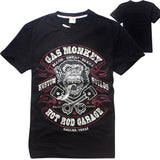 Gas Monkey Car Auto Dallas Texas Tv Reality Show Tee T-Shirt - Animetee - 1
