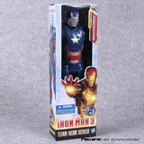 Avengers Ironman Spiderman Thor Green Goblin Wolverine Darth Vadar Action Figure 12 inches - Animetee - 16